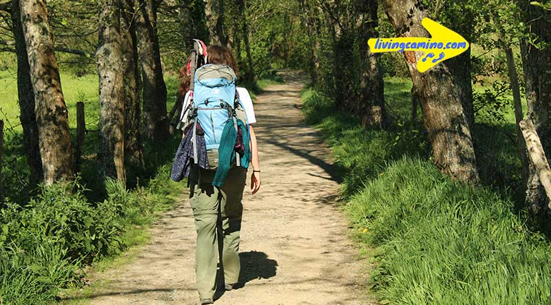 cómo preparar tu mochila para el camino de santiago