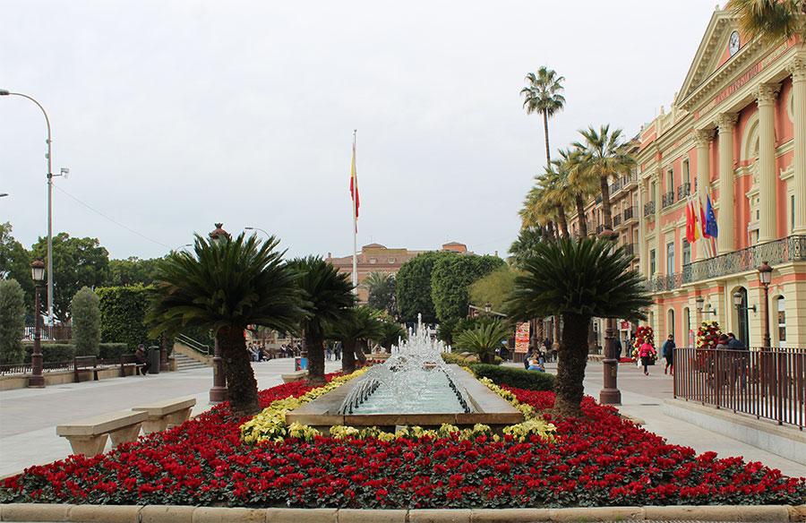 Camino de Caravaca Murcia