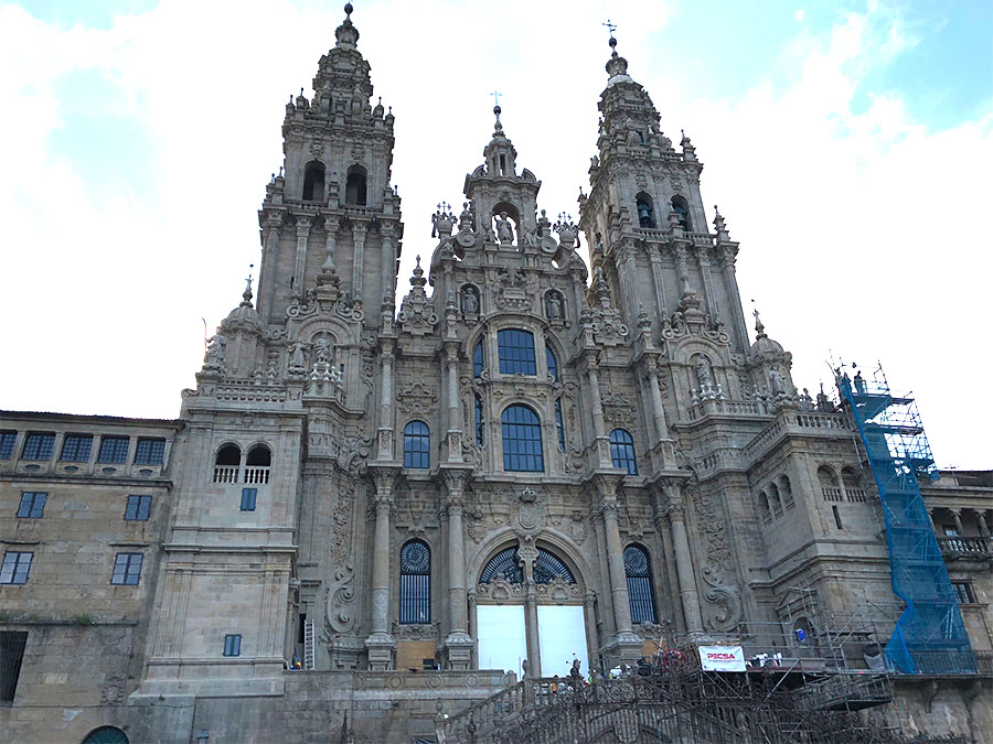 Top Five viajes 2019. Top 1 Camino de Santiago