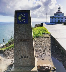 Faro de Finisterre. Curiosidades sobre España